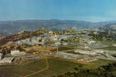 The Santa Susana Field Laboratory (Rocketdyne)