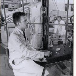 Rocketdyne-scientists-in-Sodium-Reactor-Experiment