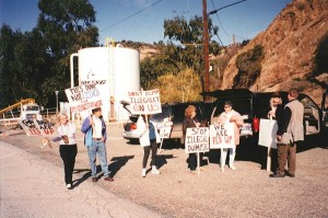 Over a decade ago, RCC protested against SSFL waste being sent to Buttonwillow. Now it is happening again.